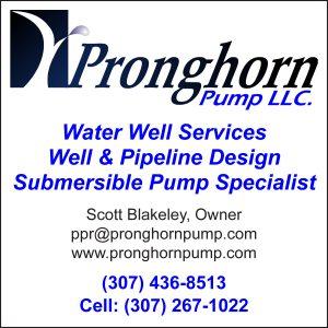 Pronghorn Pump